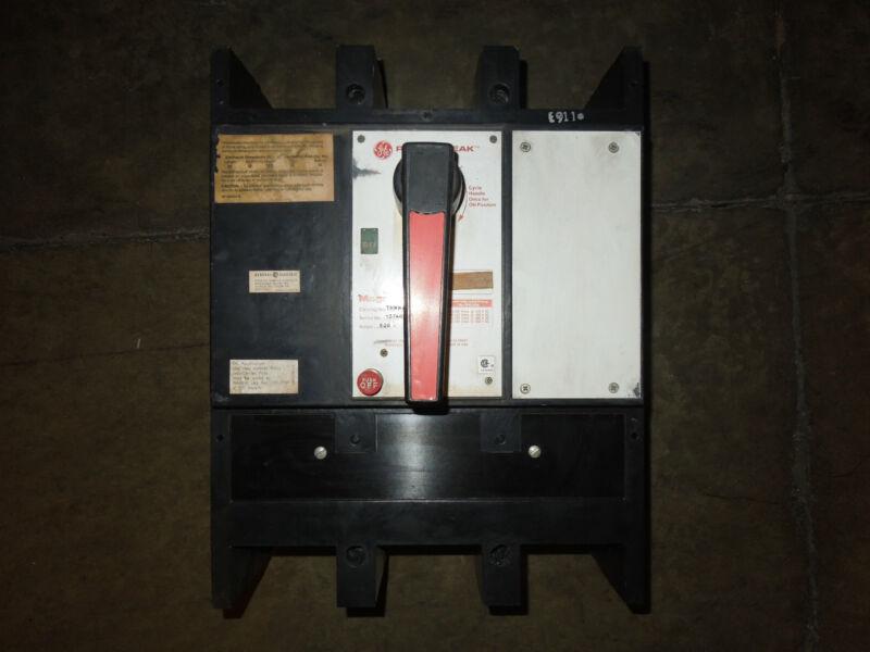 Ge Power Break 800 Amp 600 Volt Thmm4608
