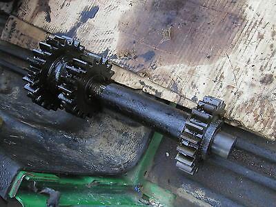 1929 Unstyled John Deere Gp Standard Tractor Jd Lower Transmission Gears Shaft