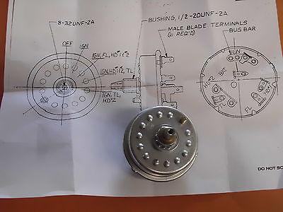 Combination Ignitionlight Switch For John Deere 530 630 730 Tractors