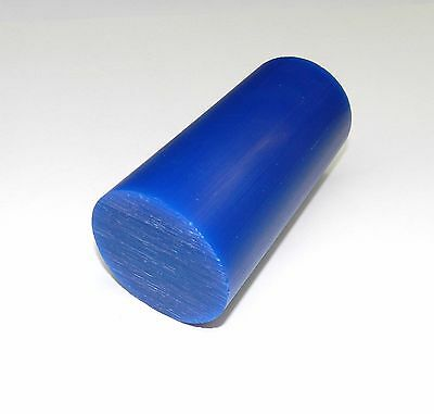 Carving Bar (Blue Carving Wax Bar Design Models in Wax Round 2-5/8