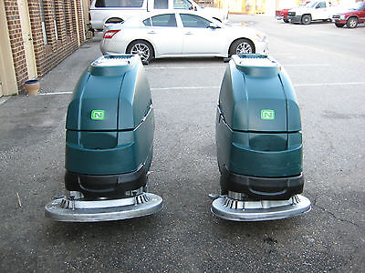 1pc. Nobles Ss5 Floor Scrubber 32 Under 800 Hours