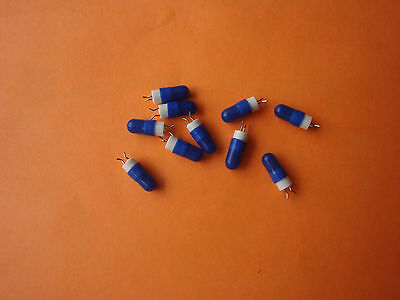 10) CHEVROLET SUBURBAN CLUSTER GM STEPPER light bulbs blue