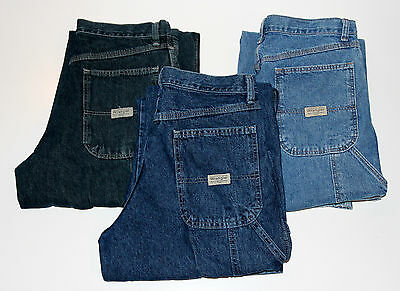 New Wrangler Men's Carpenter Jeans All sizes Three Colors Free Shipping  ()