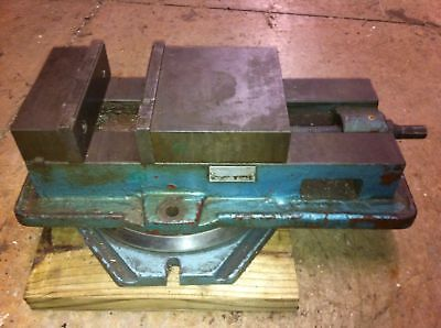 Milling Machine Swivel Vise 8 For Bridgeport Type Mill