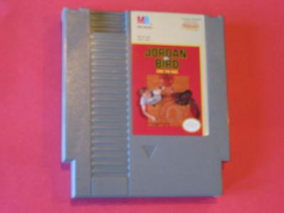 JORDAN vs. BIRD ORIGINAL NINTENDO GAME SYSTEM NES HQ