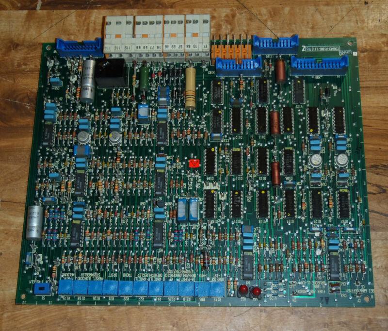 Siemens Circuit Board PCB C98040-A1086-P11-02-86 _ C98040A1086P110286