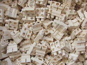 10 Lego Mini Figure White Legs Brand New Mini Figs crafts jewellery resale Build