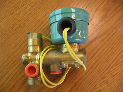 New Asco Red Hat Air Gas Fluid 3 Way Valve Ef8300d9f