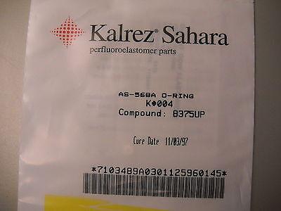 Kalrez  Sahara Oring  As 568A O Ring  K  004  Compound  8375Up  Dupont Dow