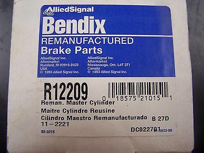 Bendix R12209 Reman Brake Master Cylinder fit Mazda B2000 B2200 B2600 B2600i P/U