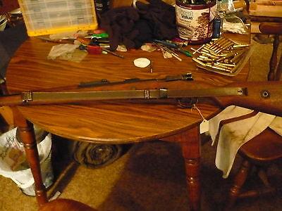 Rifle - Mauser 98