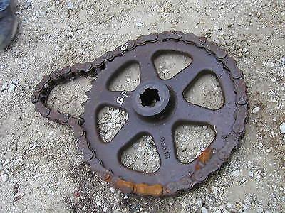 1929 Unstyled John Deere Gp Stndrd Tractor Jd Final Drive Gear Good Tight Chain