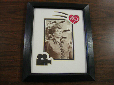 Lucille Ball 8 x 10---Framed And Matted