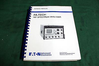 Ailtech 707 Service Manual