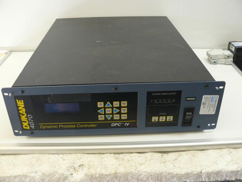 DUKANE 4070LN4P2EDC1I1 DYNAMIC PROCESS CONTROLLER DPC IV PLUS 4070
