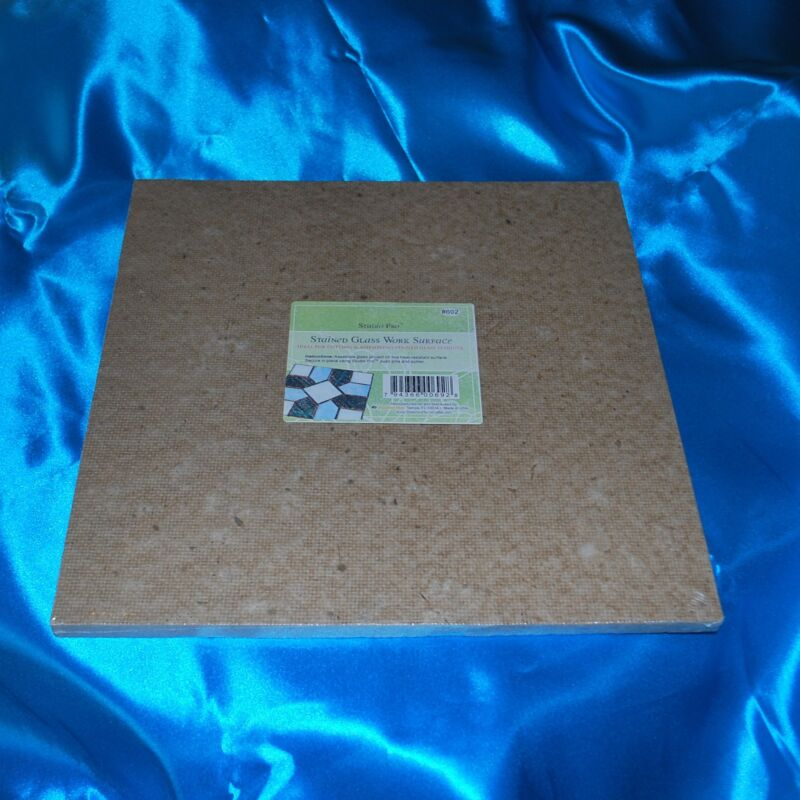 """Soldering Help- 12 x 12"""" HEAT RESISTANT work SURFACE to Assemble and Solder on"""