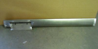 1982-93 Chevy S-10 GMC S-15 Steel Rollpan With plate box on Left side!