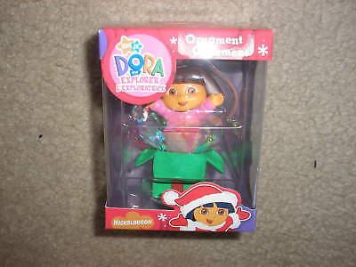 New Nickelodeon Dora the Explorer Ornament Nick Jr ()
