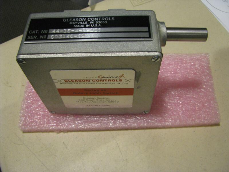 GLEASON CONTROLS SER. 44 ROTARY LIMIT SWITCH 44-1E-4-P-128 NSN: 5930-00-823-7747