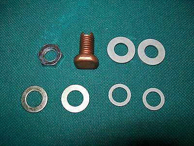 Delco Starter Stud Kit Allis Chalmers Gas Wd Wd45 B C G 1107017 1107951 1107043