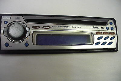 Clarion DX-425 Face plate/Faceplate replacement -Rare !!! -free shipping Clarion Faceplates