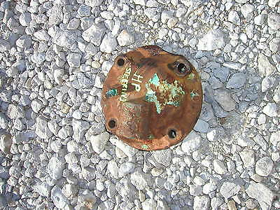 Hart Parr Rowcrop Tractor Original Steering Shaft Holder Cover Cap