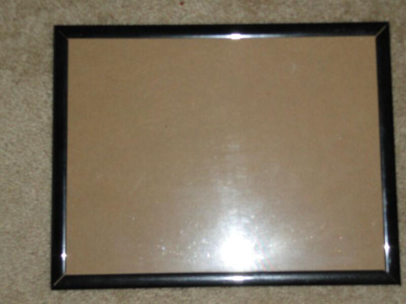 Burns Plastic Certificate Frame