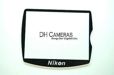 NIKON D60 LCD SCREEN DISPLAY WINDOW & TAPE NEW PART Nikon D60 Lcd Screen