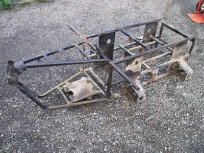 John Deere Gator Amt 600 Frame Used