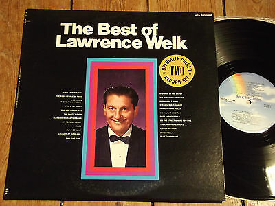 LAWRENCE WELK  - THE BEST OF - 2 LPs
