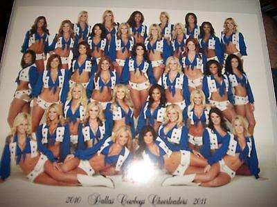 2010-2011 DALLAS COWBOYS CHEERLEADERS Picture Photo DCC hot SEXY pic - Dallas Cowboys Cheerleaders Hot