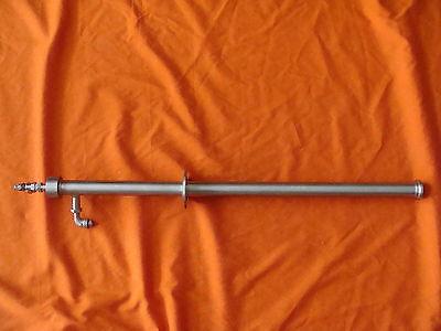 New Old Stock Sanitary Tank Sensor Stainless Steel 2 Tri-clamp 15 38 Depth