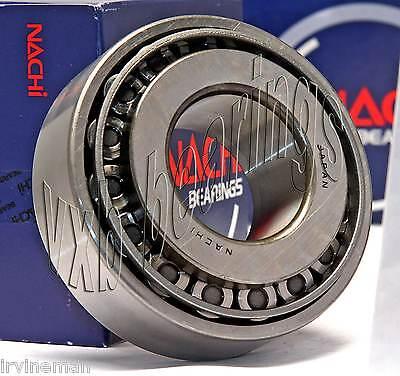 30309 Nachi Tapered Roller Japan 45mm X 100mm X 25mm Taper Bearings