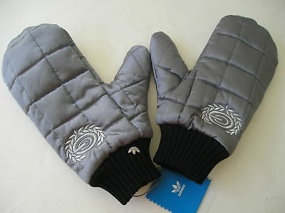 RARE~Adidas CARLO GRUBER WINTER snow ski MITTENS Gloves Womens sz S