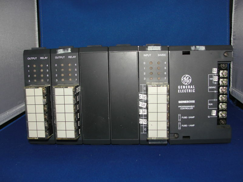General Electric Programmable Controller Power Supply