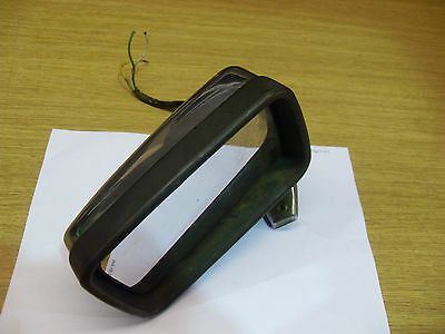 XJS Jaguar OE Chrome Door Mirror Body Shell NEW