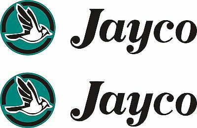 4 Jayco Decals 3 jay series RV sticker decal graphic pop up camper stickers logo