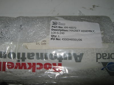 Anorad Linear Magnet Assembly Lck-s-240
