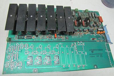 Elox Power Finish Board Circuit Board For Cnc Machine 15272-3 152723 Rev G