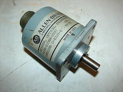 Allen Bradley 845n-sjdn4-cry1 Optical Incremental Encoder Xlnt