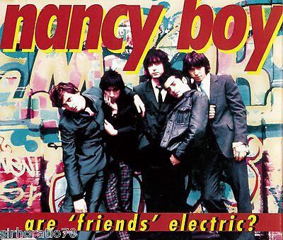 NANCY BOY Are Friends Electric OZ CD 6 Track EP 1996