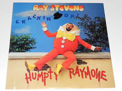 RAY STEVENS Crackin' Up Humpty Raymone New in Shrink MINT Sealed MCA-42020