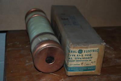 New Ge General Electric Fuse 177l108g17 Ej-2 4r 2400 Volt