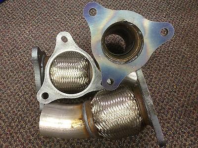 Exhaust Flange repair Flex pipe Replacement Chevy Cobalt HHR Pontiac G5 Ion Vue