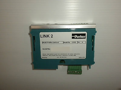 Parker Eurotherm Ssd L5353 Rev. A Link 2 Link2 Profibus Linkcard