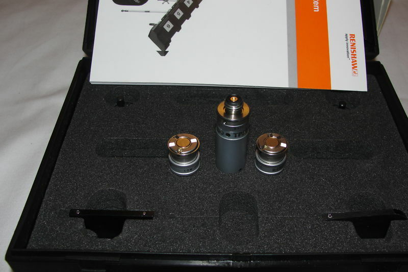 Renishaw Tp200 Cmm Probe 2 Modules New In Box Warranty