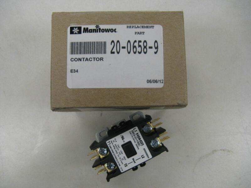 2006589  Manitowoc  1-pole 120-v Contactor   ( 000008854 )   20-0658-9