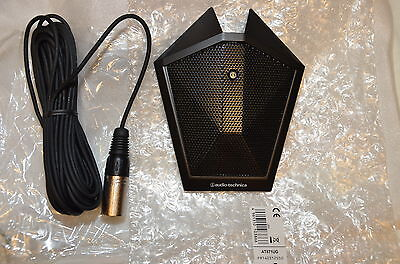 Tandberg Audio-technica At871 Uniplate Microphone With Cable For Mxp 6000 3000