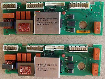 Reparatur Miele Elektronik EL 200 A / B / C / D
