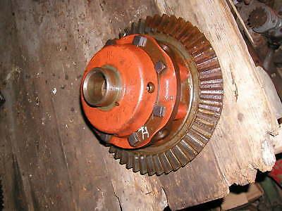 Farmall H Sh Rowcrop Tractor Main Transmission Pinion Drive Gear Assembly